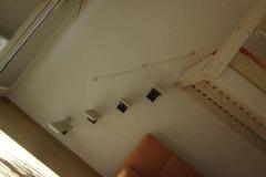 Hochbett mit Deckenbefestigung