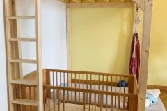 Hochbetten für ein Geschwister-Zimmer